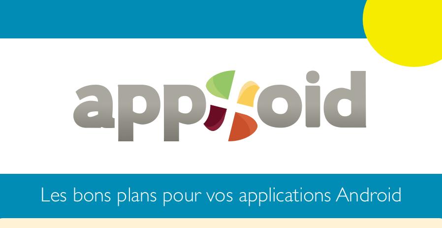 AppXoid : des recommandations d'applications pour un été connecté