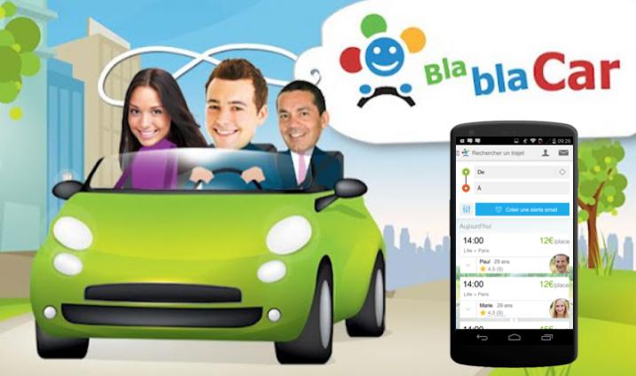 BlaBlaCar lève 200 millions de dollars et entre «dans la cour des très grands»