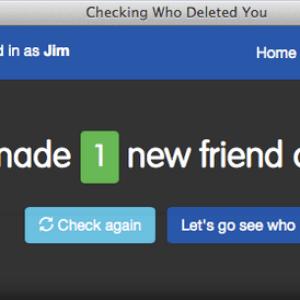Tuto : Comment savoir qui vous a supprimé de Facebook ?