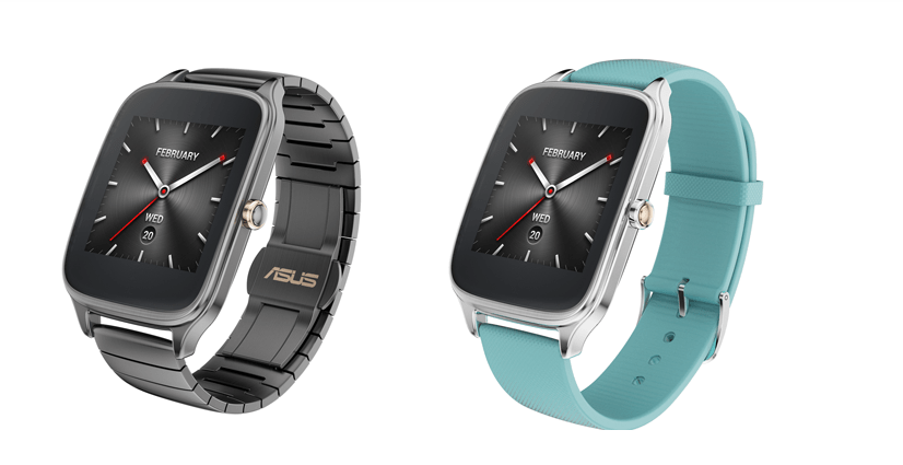 Asus ZenWatch 2 : la montre obtient sa certification auprès de la FCC