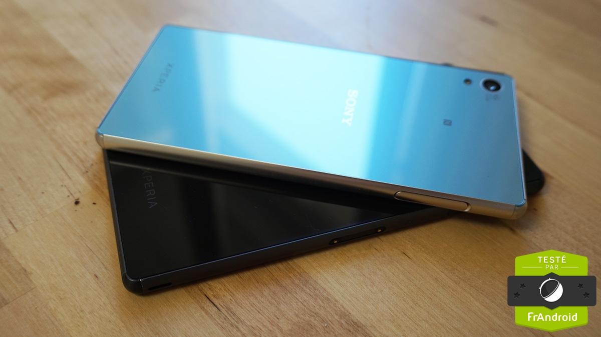 Comparatif d'autonomie : le Sony Xperia Z3+ face au Xperia Z3