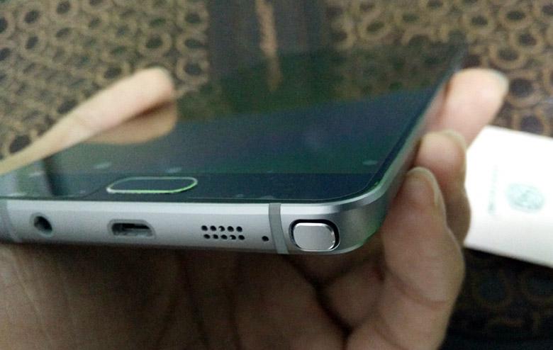 Le Samsung Galaxy Note 5 se montre (encore) dans des photos de bonne qualité