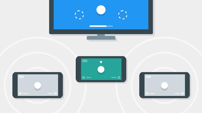 Google Nearby, une nouvelle API pour connecter des terminaux à proximité
