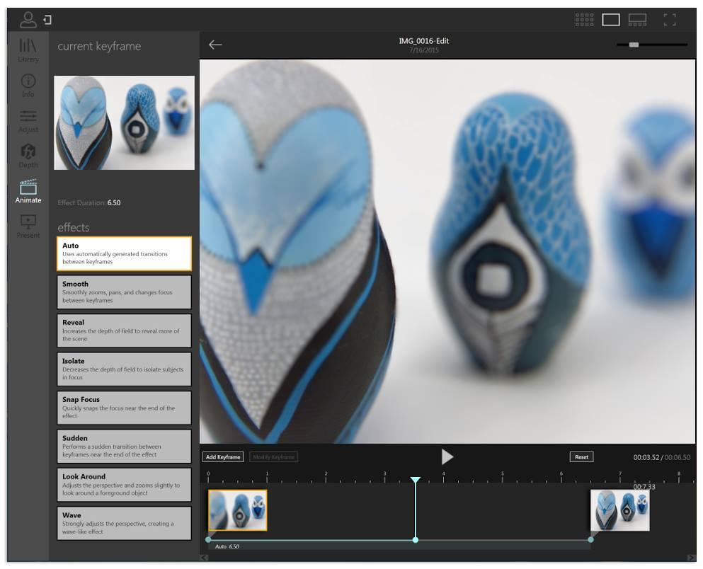 Lytro propose de profiter de ses photos en réalité virtuelle