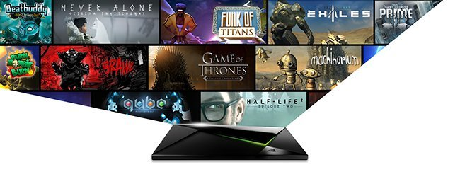 La Nvidia Shield Android TV se met à jour vers Android 6.0 Marshmallow