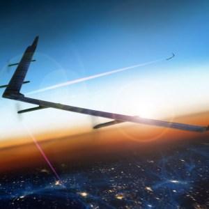 Un drone à énergie solaire de la taille d'un Boeing 737 testé par Facebook