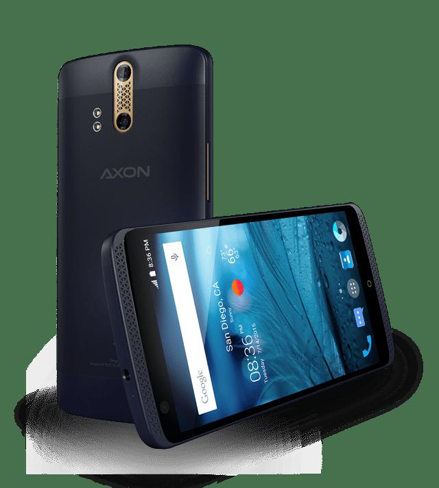 ZTE annonce l'Axon, le dernier cri technologique à prix abordable