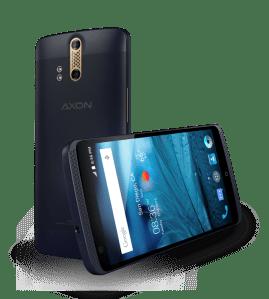 Le ZTE Axon arrive en Europe : prix et disponibilité du smartphone à écran «antimicrobien»