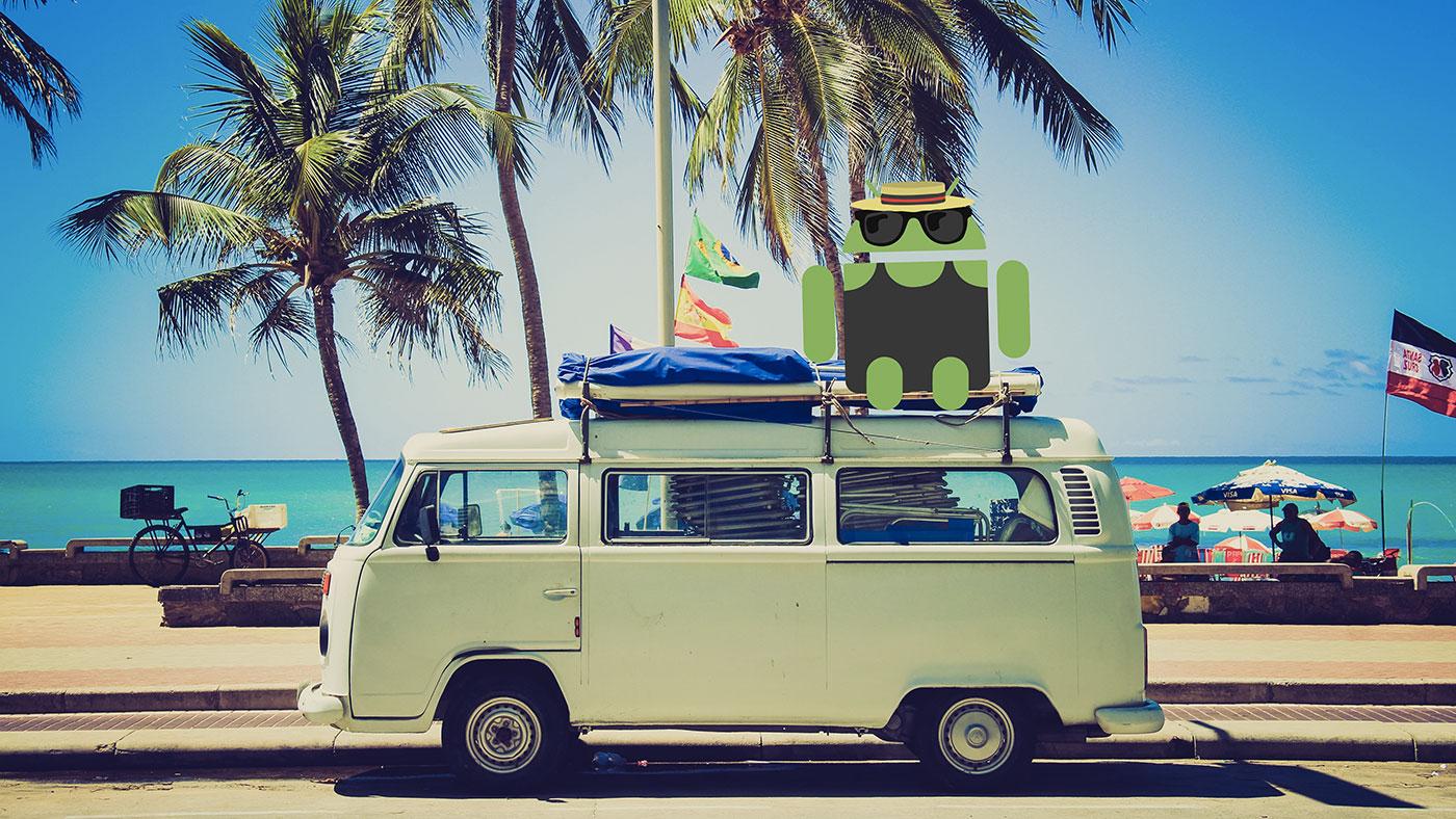 Les meilleurs applications pour partir en vacances