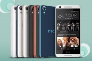 HTC présente quatre nouveaux Desire situés en entrée de gamme