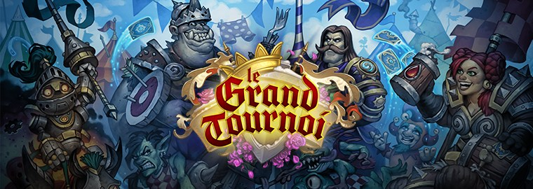 Le Grand Tournoi : une seconde extension pour HearthStone à l'approche