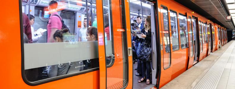 Métro de Lyon : le Wi-Fi en 2017, la 4G pour plus tard