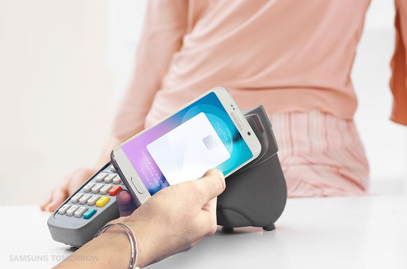 Samsung lance les premiers tests de Samsung Pay en Corée du Sud