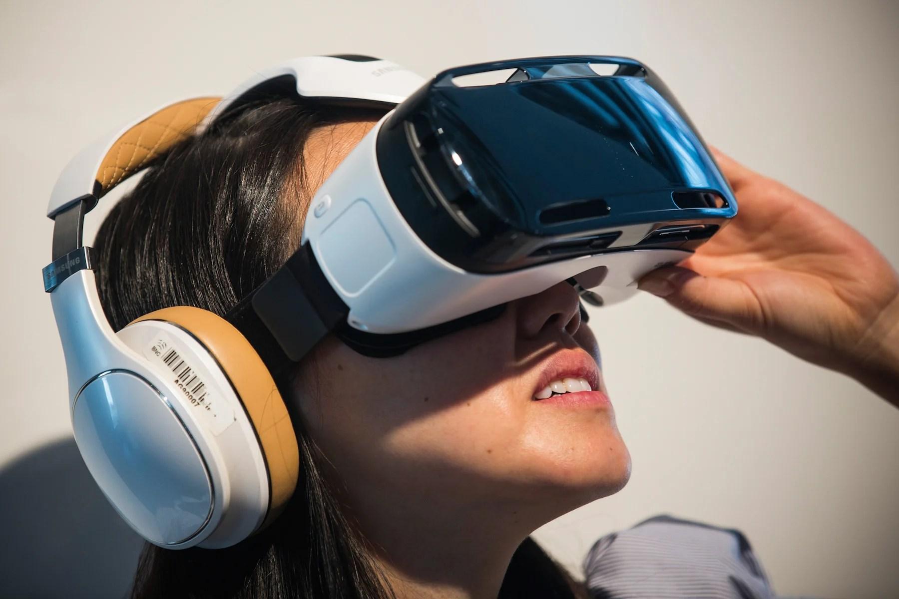 Samsung : un casque de réalité virtuelle pour PC en préparation ?