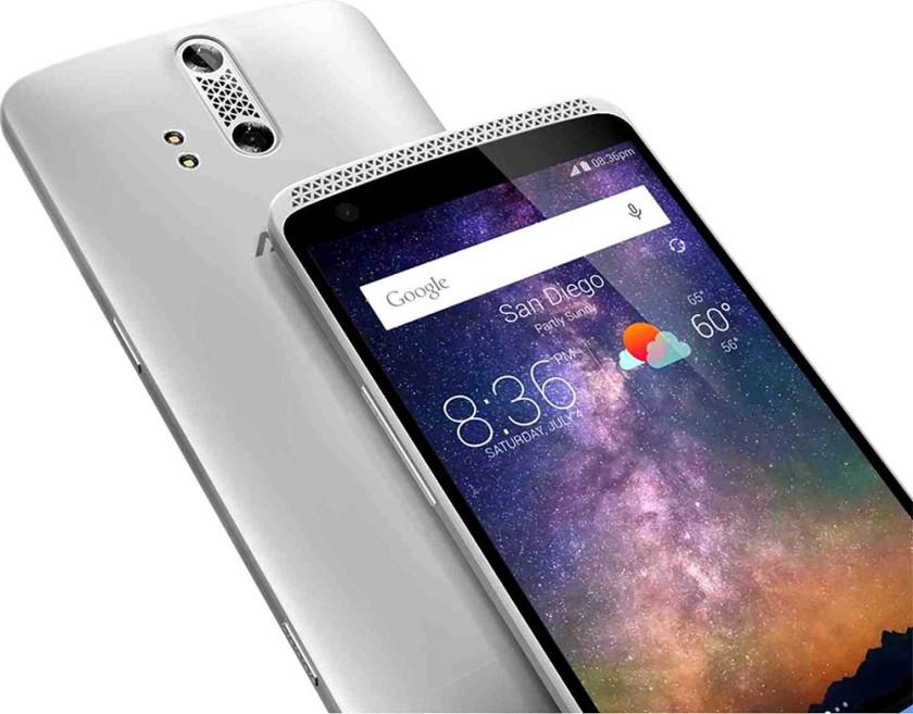 Le premier écran antimicrobien est intégré à un smartphone ZTE