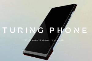 Le Turing Phone refait surface sous la forme d'un «modèle d'évaluation»