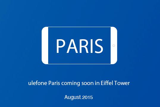 Ulefone Paris : ses caractéristiques techniques sont désormais disponibles