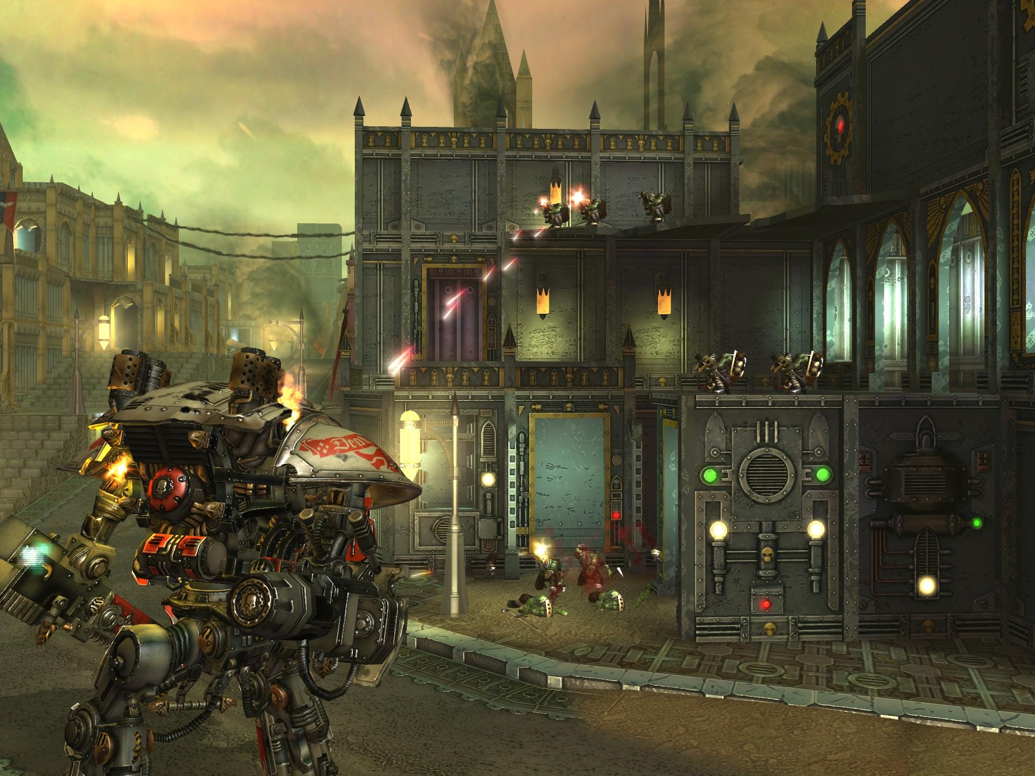 Warhammer 40 000: Freeblade débarquera cet automne sur Android