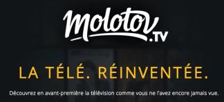 Découverte de Molotov.tv, la télé réinventée ?