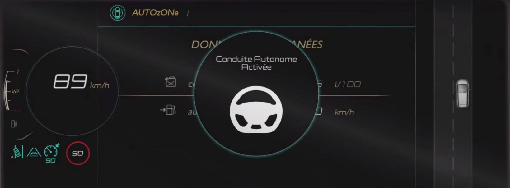 Les voitures autonomes s'apprêtent à prendre la route en France