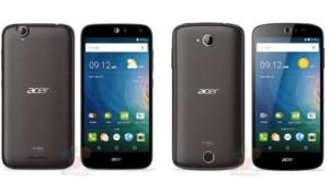 Acer Liquid Z630 et Liquid Z530 : deux mobiles à attendre pour l'IFA