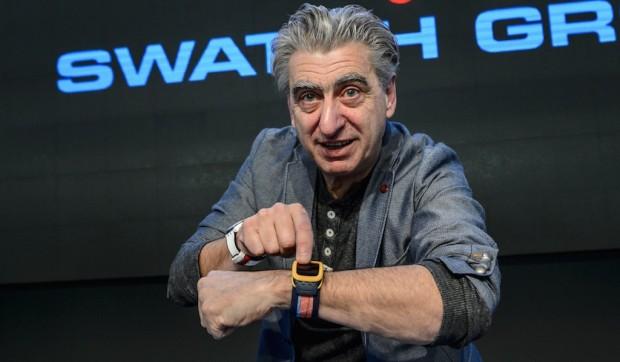 Pour le patron de Swatch, l'Apple Watch est un «jouet»