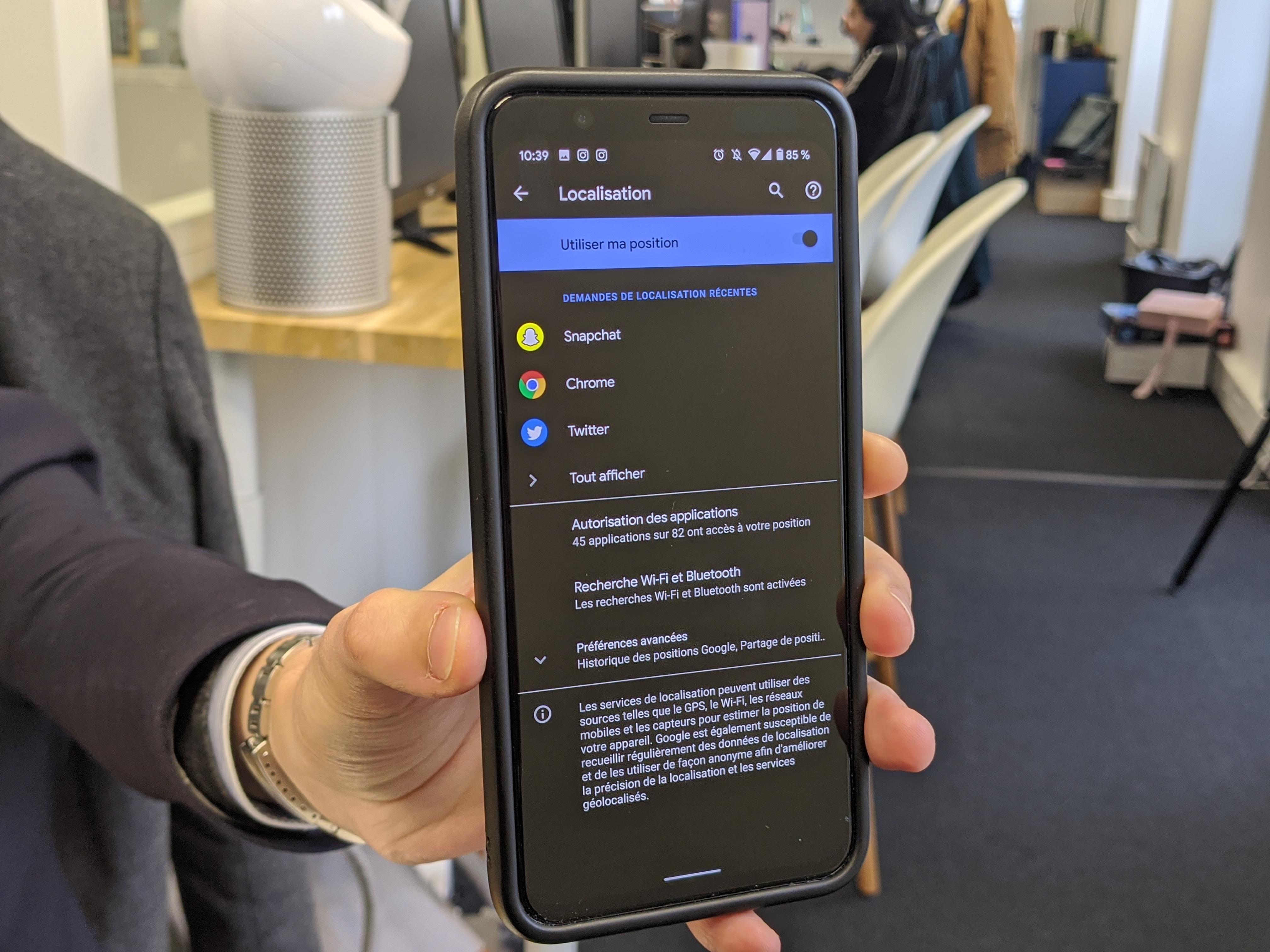 Comment désactiver la localisation sur votre appareil Android