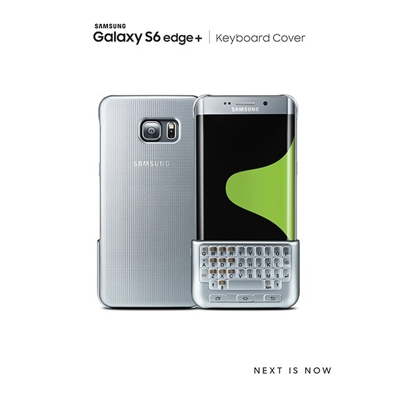 L'étrange coque « BlackBerry » du Samsung Galaxy S6 Edge+