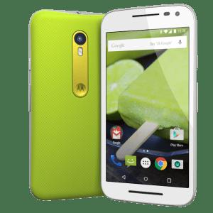 Motorola Moto G 2015 : tout ce qu'il faut savoir