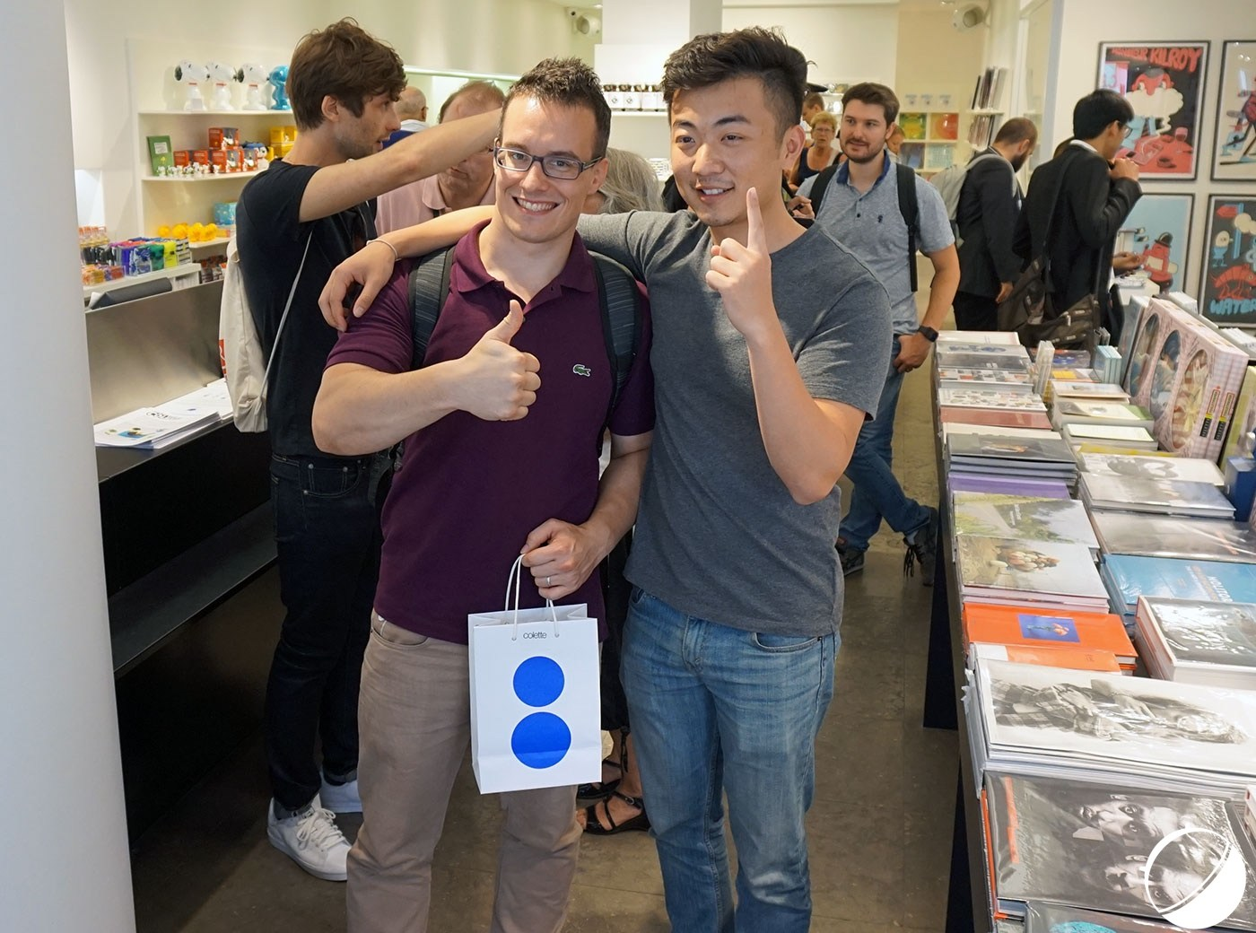 OnePlus2 en vente chez Colette : on y était
