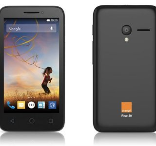Orange se met aux smartphones prépayés avec son Rise 30