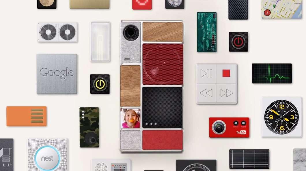 Project Ara : le smartphone modulaire prend (officiellement) du retard