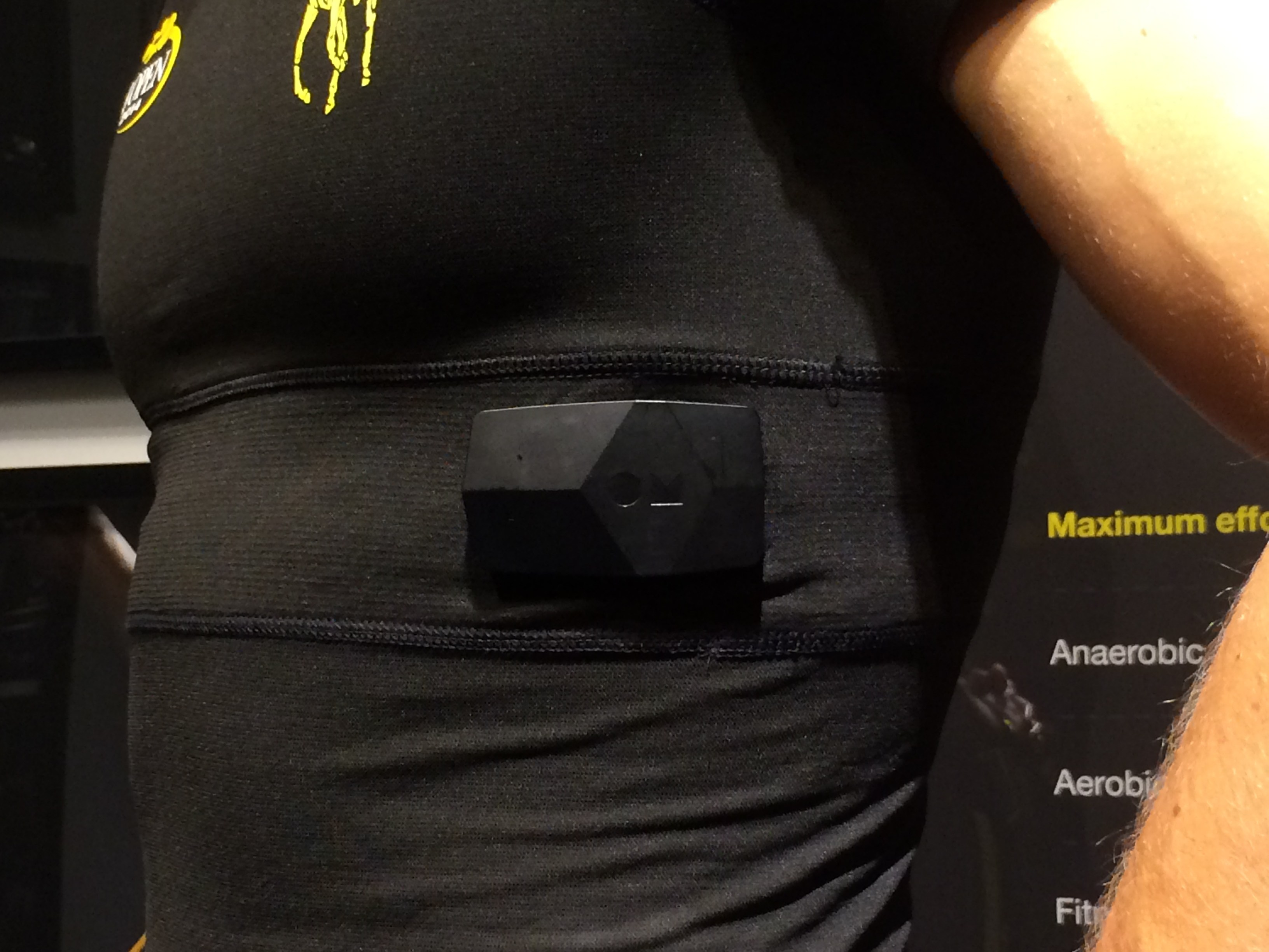 Ralph Lauren sort son PoloTech, un tee-shirt de sport connecté