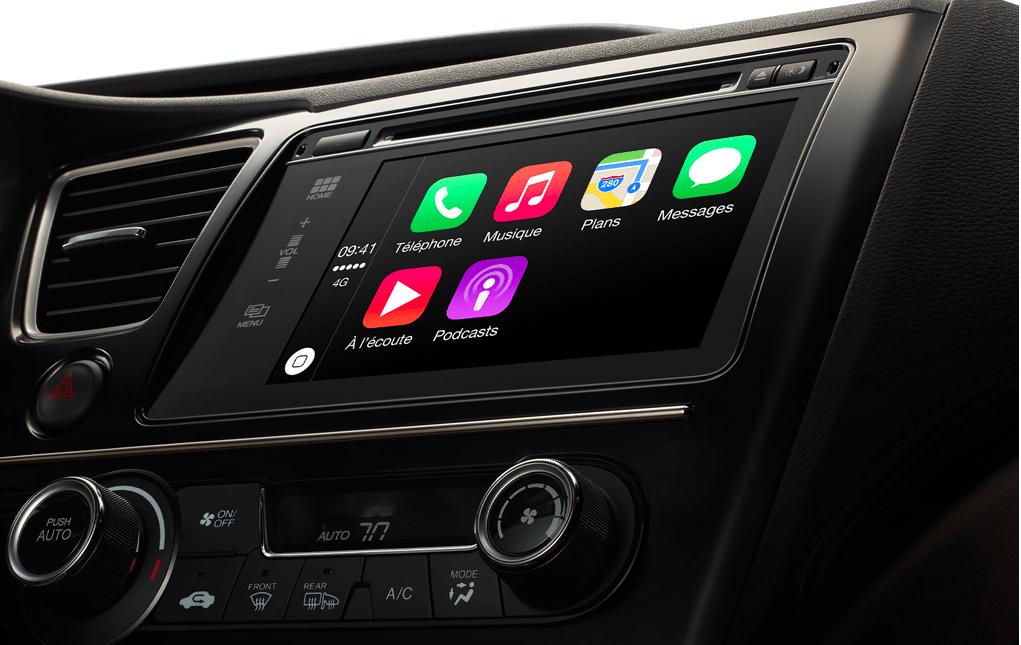 Project Titan : la voiture autonome d'Apple prévue pour 2019