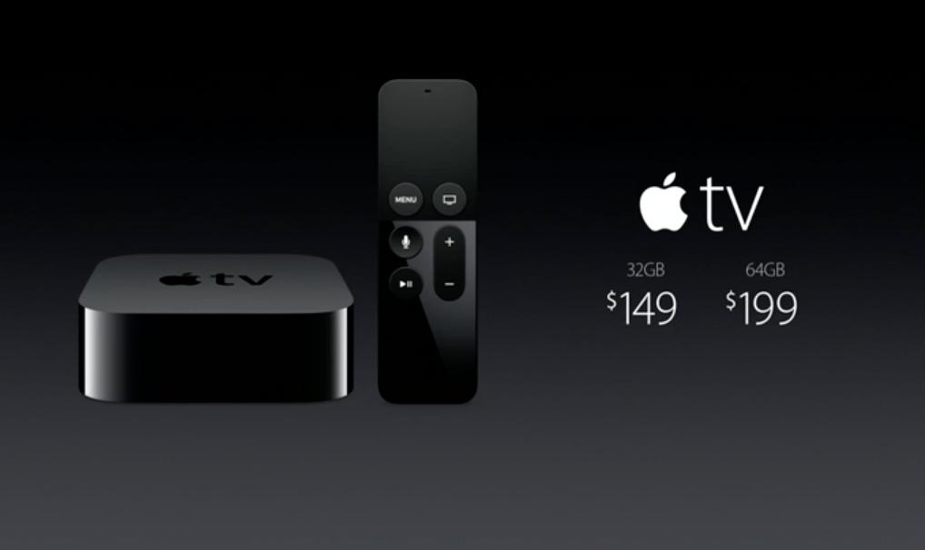 Apple TV : Siri, les applications tierces et les jeux avec la nouvelle télécommande