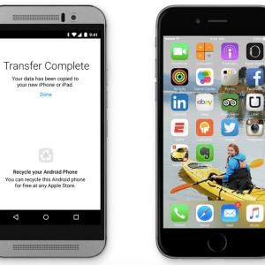 Move to iOS et Android Wear, assiste t-on à une entente cordiale entre Apple et Google ?
