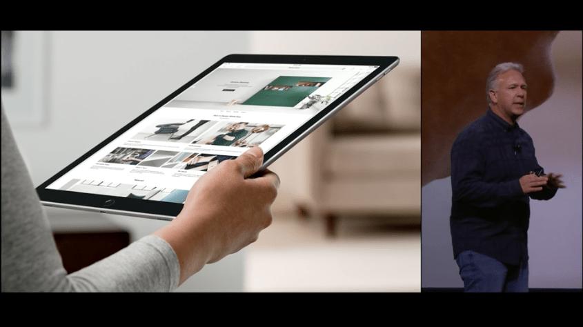 L'Apple iPad Pro est officiel, et n'est pas sans concurrents