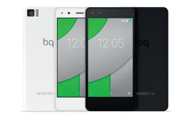 Aquaris A4.5 : le premier Android One à sortir en Europe est signé BQ
