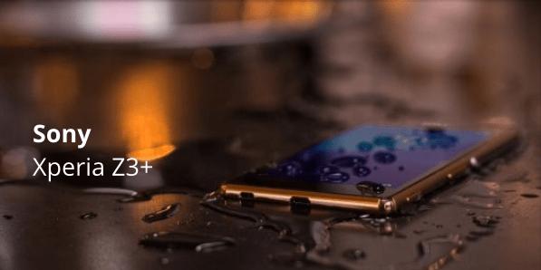 Bon plan : le Sony Xperia Z3+ est à 575 euros (et 86 euros en bon d'achat)