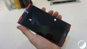 Acer Predator 6 : un premier aperçu d'un étrange smartphone
