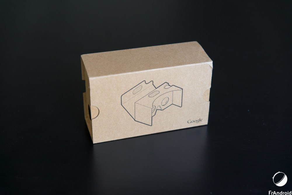 Cardboard V2 : les plans sont publiés, vous allez pouvoir en trouver très bientôt