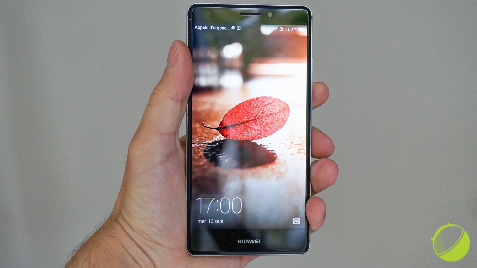 Le Huawei Mate S est en précommande sur la boutique officielle de la marque