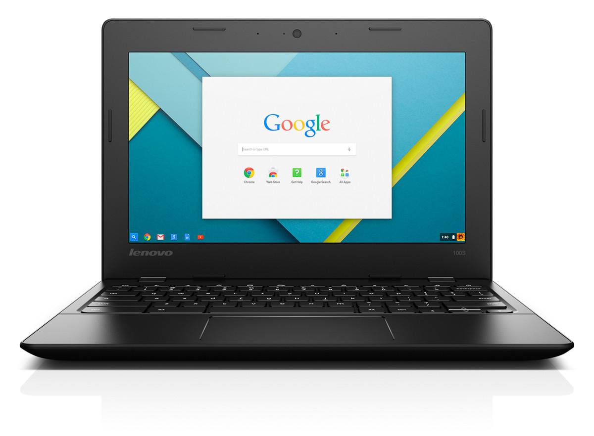 Lenovo Chromebook 100S, simple et autour de 150 euros