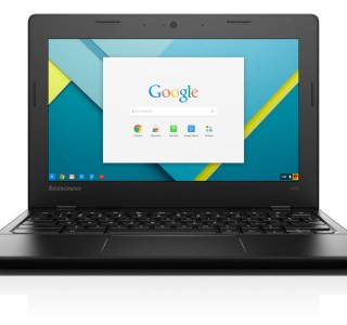 Lenovo Chromebook 100S, simple et autour de 150 euros