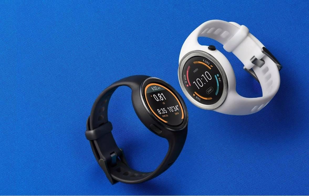 La Motorola Moto 360 Sport arrive le 18 décembre en France