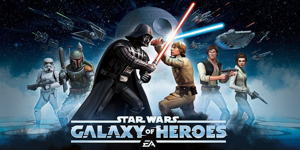 Star Wars: Galaxy of Heroes annoncé par EA