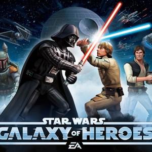 Star Wars: Galaxy of Heroes annoncé par EA