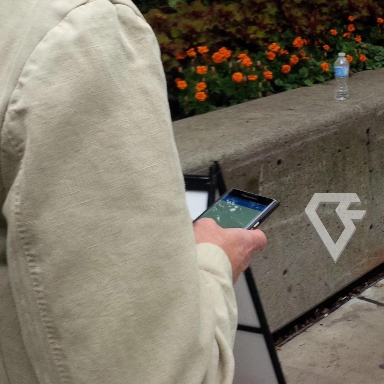 BlackBerry Venice : il se montre maintenant en public à Toronto