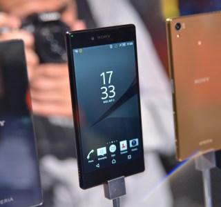 Aperçu du Sony Xperia Z5 Premium, il va falloir nous convaincre autrement