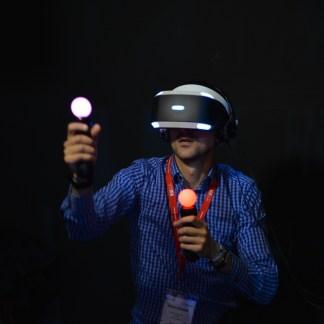Sony Project Morpheus avec le jeu The London Heist, une claque bien virtuelle